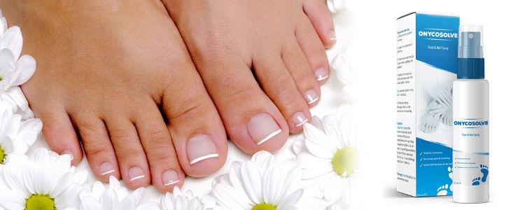 Cantik dan sihat kaki kerana Onycosolve