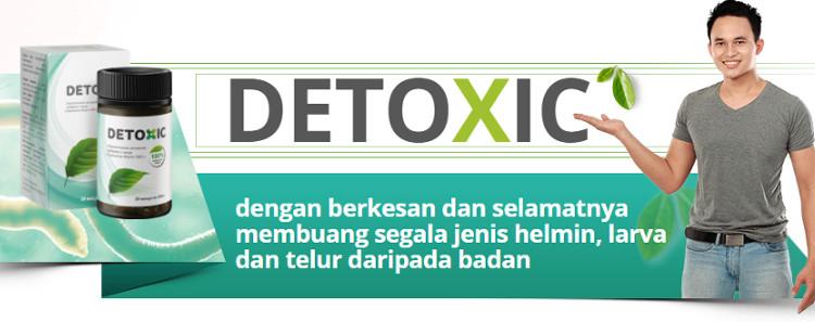 Pendapat mengenai aktiviti Detoxic