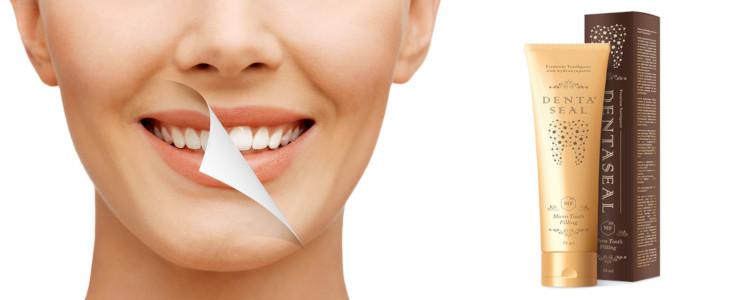 Denta Seal lazada - pemutihan paste untuk semua