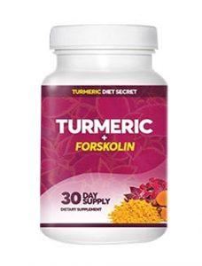 Memilih Turmeric, yang mengandungi hanya bahan alami