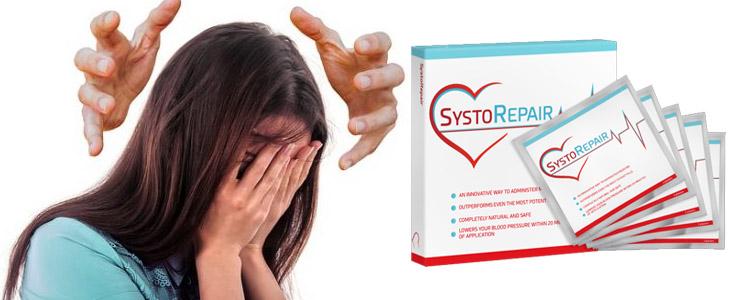 Di mana anda boleh membeli SystoRepair? Ia boleh didapati dalam talian?