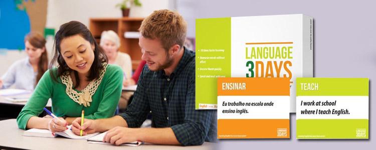 Language3Days manual, bagaimana untuk menggunakannya?