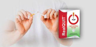 RealQUIT - pendapat, sampingan kesan-kesan, harga, bagaimana untuk menggunakan, bagaimana ia berfungsi