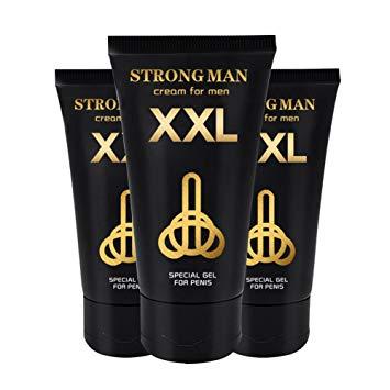 Apa ia Strong Man XXL? Bagaimana ia berfungsi? Bagaimana anda memohon?