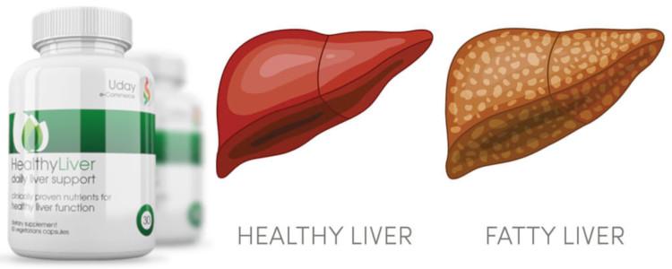 Permohonan kesan Healthy Liver. Selepas beberapa ketika anda boleh melihat hasilnya?