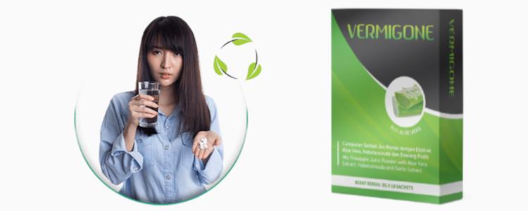 Bagaimana Vermigone berfungsi? Kesan penggunaan.