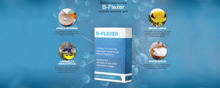 Mengulas pengguna produk B Flexer ?