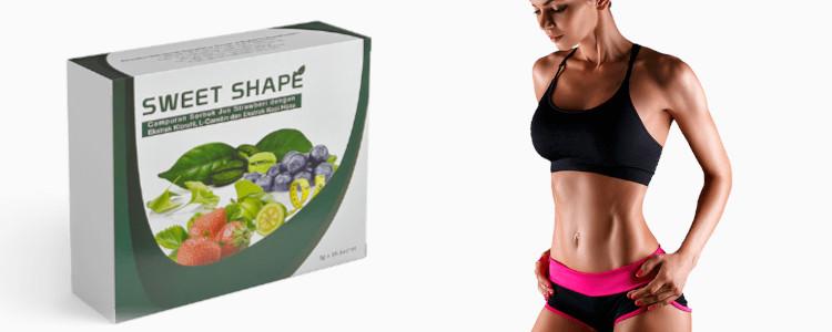 Di mana untuk membeli produk Sweet Shape? Berapa kos tambahan?