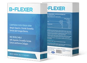 Bagaimana B Flexer berfungsi? Komposisi produk.