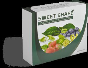 Bagaimanakah makanan suplemen berfungsi Sweet Shape?