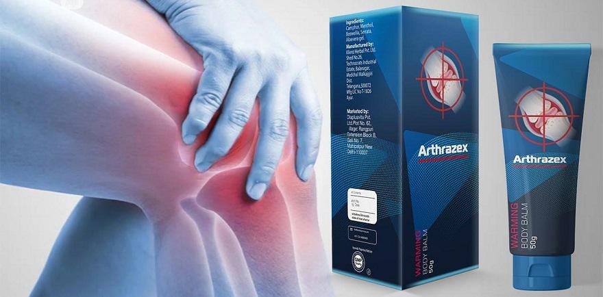 Arthrazex mengandungi hanya bahan alami