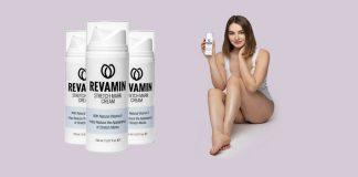 Revamin Stretch Mark - berapa biayanya, di mana untuk membelinya? Di apotek atau di web pengeluar?