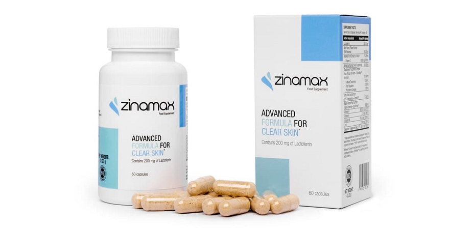Zinamax mengandungi hanya bahan alami